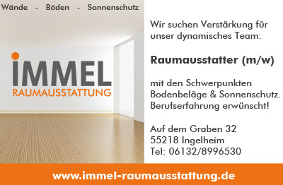 immel raumausstattung. Black Bedroom Furniture Sets. Home Design Ideas